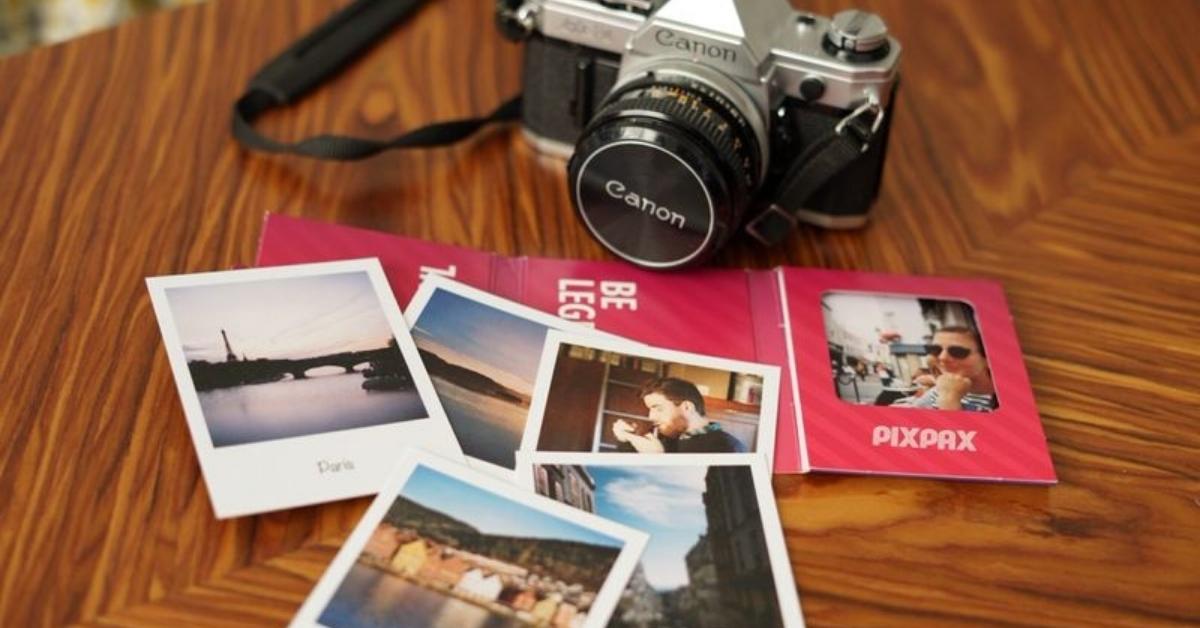 PixPax Kodak x Territory Influence
