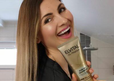 Nano Influencer Aktivierung für L'Oréal Elvital