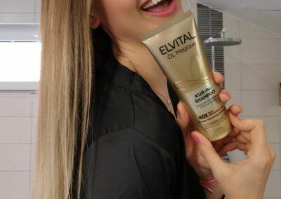 Nano Influencers per lo Shampoo L'Oréal Elvital Kur-In